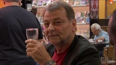 Polícia Federal divulga possíveis disfarces de Cesare Battisti que está foragido - O italiano teve prisão preventiva decretada pelo ministro do STF Luiz Fux. O nome dele já foi incluído na lista da Interpol.