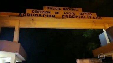 Dois brasileiros fogem de cadeia no Paraguai - Eles respondem por crimes como homicídio, tráfico e roubo. Os dois têm ligação com uma facção criminosa que atua no Brasil e no Paraguai.