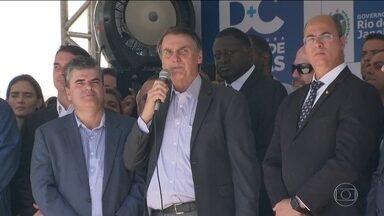 Bolsonaro diz que poderá rever demarcação de reserva indígena - 'Não há um plano, há uma intenção até porque não é só a Raposa Serra do Sol, são várias reservas enormes, riquíssimas', disse o presidente eleito.