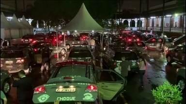 PMs são presos por envolvimento com tráfico de drogas em São Paulo - A Polícia Militar e o Ministério Público de São Paulo fizeram a maior operação da história contra policiais da própria corporação.