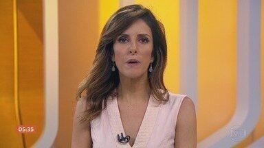 Hora 1 - Edição de quinta-feira, 20/12/2018 - Os assuntos mais importantes do Brasil e do mundo, com apresentação de Monalisa Perrone