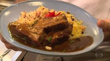 Rodrigo Oliveira sugere prato diferente para a ceia de natal - Chef dá dica para opções de cardápio de ceia