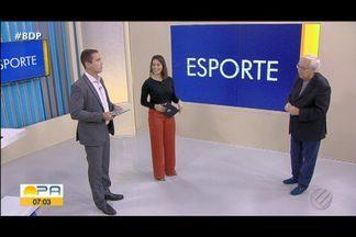Chegou a sexta-feira, dia 21, e com ela os comentários esportivos de Ivo Amaral - Sextou com o comentarista da TV Liberal, que repercute as principais notícias de Remo e Paysandu