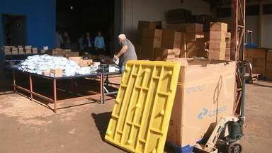 Aumenta o número de mercadorias apreendidas nos Correios pela Receita Federal - Foram mais de 2 mil pacotes apreendidos.