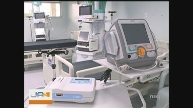UTI do Hospital São Donato será inaugurada neste sábado (22) em Içara - UTI do Hospital São Donato será inaugurada neste sábado (22) em Içara