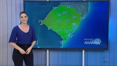 Tempo: previsão para este sábado (22) é de chuva com a chegada do El Niño - Assista ao vídeo.