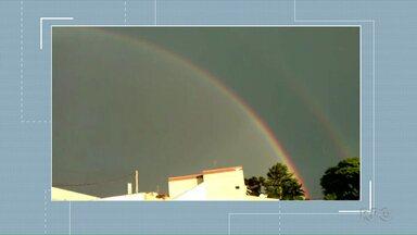 Telespectadores enviam imagens do Pôr do Sol - Imagem de hoje é de Matelândia.