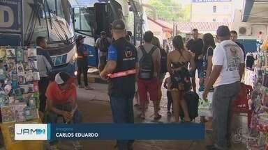 Mais de 35 mil devem deixar Manaus por estradas, aponta Arsam - Saída durante feriado natalino deve ser intensa.