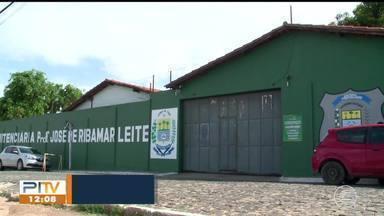 Segurança impede nova fuga na Casa de Custódia em Teresina - Segurança impede nova fuga na Casa de Custódia em Teresina