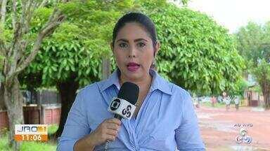 Jovem resiste a prisão e acaba levando tiro de um policial - Caso aconteceu em Guajará-Mirim.