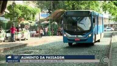 Conselho Municipal de Transporte estuda aumento da passagem de ônibus em Teresina - Conselho Municipal de Transporte estuda aumento da passagem de ônibus em Teresina
