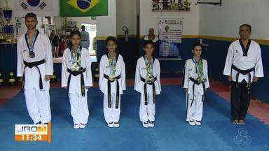 Top 10 de Taekwondo: Atletas de Porto Velho estão entre os 10 melhores do Brasil - Top 10 de Taekwondo: Atletas de Porto Velho estão entre os 10 melhores do Brasil.