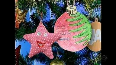 Campanha Natal do Bem segue até o dia 6 de janeiro - Doações podem ser feitas na RBS TV Santa Cruz e Lajeado.