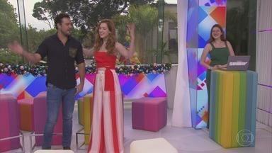 Programa de 26/12/2018 - O programa mostra os bastidores da televisão brasileira.