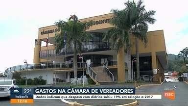 Jefferson Saavedra: gastos com diárias na Câmara subiu 19% - Jefferson Saavedra: gastos com diárias na Câmara subiu 19%.