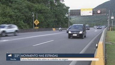 Ecovias divulga balanço de acidentes nas rodovias - Número de acidentes cresce com o aumento do movimento.