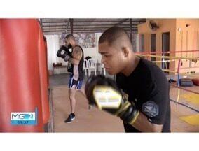 Atletas do MMA naturais de Governador Valadares se destacam no esporte - Felipe Jesus e Nícolas Mota estão entre os melhores do país.