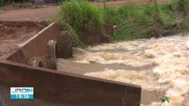 Defesa Civil de Cacoal descarta enchente na cidade neste fim de ano - Segundo o departamento, o monitoramento é feito diariamente.