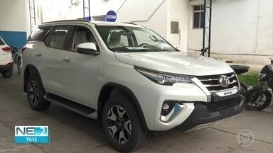 Polícia investiga clone de chassi de carro novo comprado no Recife - undefined