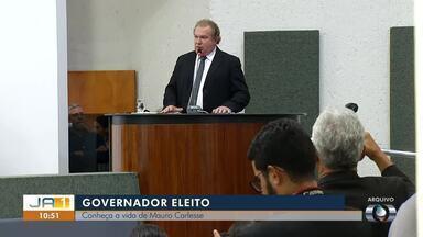 Conheça a trajetória política do governador Mauro Carlesse no Tocantins - undefined