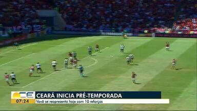 Ceará e Fortaleza estreiam na Copinha - Veja outros destaques do bloco de esportes