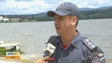 Bombeiros alertam para riscos de afogamento e explicam cuidados necessários - Bombeiros alertam para riscos de afogamento e explicam cuidados necessários