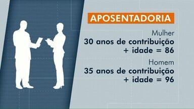 Meio Dia Paraná tira dúvidas sobre mudanças na aposentadoria - Ao vivo uma advogada previdenciária falou sobre as principais alterações.