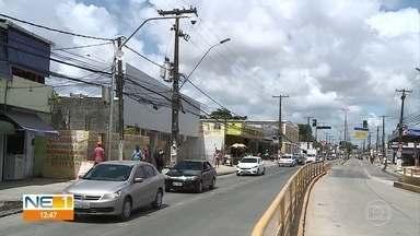 Câmeras passam a ajudar monitoramento do trânsito de Olinda - Motoristas flagrados cometendo infrações serão multados.
