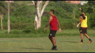 Castanhal se reforça com ex-Vasco e Corinthians para o Parazão - Japiim da Estrada tem o atacante Abuda no elenco que se prepara para o estadual