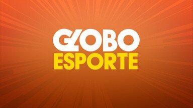 Confira o Globo Esporte desta quinta (03/01) - Programa mostra retomada do Sergipe após festejos de fim de ano, a preparação do Confiança para a estreia na Copinha e as férias do judoca sergipano Edu Lowgan.