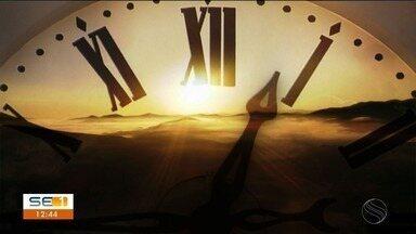 Matéria especial exibe diferentes perspectivas sobre o tempo - Matéria especial exibe diferentes perspectivas sobre o tempo.