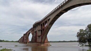 Alerta para cheias no pantanal - A previsão de pancadas de chuva por todo o estado até o fim da semana colocou a Defesa Civil em alerta.