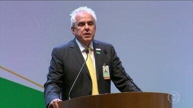 Presidente da Petrobras defende competição no setor e menor interferência do governo - Durante o discurso, Roberto Castello Branco fez uma comparação entre a Petrobras, que passou por dias sombrios, e o período de recuperação da empresa, mas ele ressaltou que ainda existe um caminho longo a trilhar.