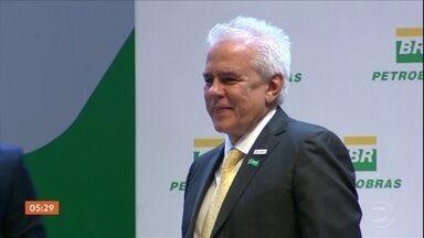 Resultado de imagem para Presidente da Petrobras