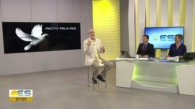 Música na Conversa: Edu Henning relembra o projeto Pacto Pela Paz - Evento que aconteceu em 2005 e teve um show com grandes nomes da música no Espírito Santo.