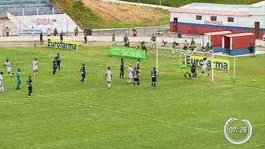 Manthiqueira vence Bragantino na estreia da Copinha - Equipe de Guará lidera grupo 28.