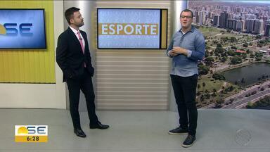 Confira as notícias do esporte desta sexta (04/01) - Thiago Barbosa destaca estreias de Lagarto e Confiança na Copinha e fala sobre a pré-temporada dos times profissionais.
