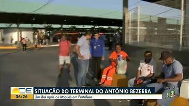 Confira o segundo bloco do Bom Dia Ceará - Os ataques em Fortaleza e Região metropolitana foram destaque na edição de hoje