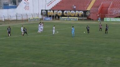 Comercial vence o Tupã na primeira rodada da Copa SP - Equipe venceu o confronto por 1 a 0 e estreou com o pé direito