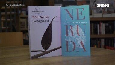 Cidades literárias: Chile