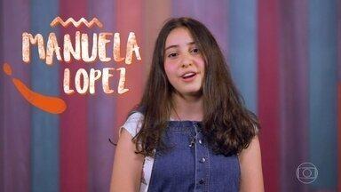 Conheça Manuela Lopez participante da nova temporada do The Voice Kids - Confira!