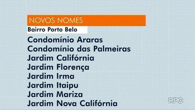 Saiba quais loteamentos e jardins de Foz do Iguaçu se unificaram e formaram novos bairros - O Meio-Dia Paraná apresenta as mudanças nos nomes das regiões da cidade.