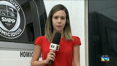 PM é ouvido pela polícia sobre a chacina de três rapazes em São Luís - A repórter Laís Rocha possui mais informações.