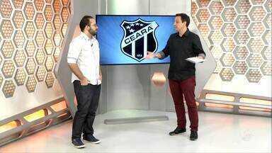 Juscelino Filho comenta a situação de Everson no Ceará - Confira com o comentarista da TV Verdes Mares