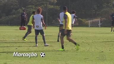 Apresentados oficialmente pelo Atlético-MG, Igor Rabello e Guga se autoavaliam - Zagueiro e lateral deram notas de 0 a 5 para critérios como habilidade, condição física, desarme, passe e finalização