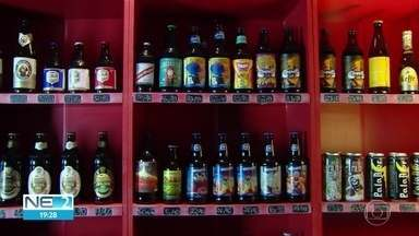 Cerveja artesanal aquece economia no Recife - Popularização do produto traz otimismo ao empreendedor.