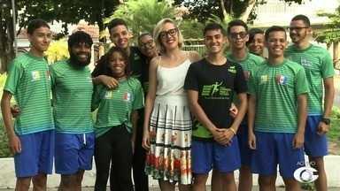 Atleta do projeto Correndo Para o Futuro é aprovado em seletiva nacional - Projeto social forma atletas em Arapiraca.