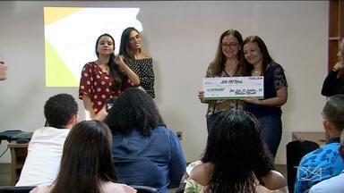 Intituições recebem recursos do projeto Gratitude, da TV Mirante - O dinheiro arrecadado vai ajudar na prestação de serviços gratuitos a comunidades carentes.