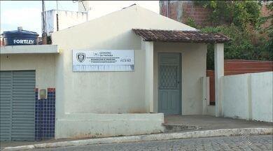 Bandidos arrombaram a delegacia de Alagoa Nova e furtaram arma - Até agora, ninguém foi preso.