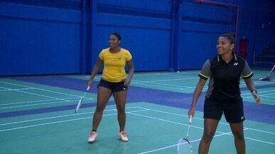 Grande família: irmãos unem forças em pré-temporada da Seleção de badminton em Teresina - Grande família: irmãos unem forças em pré-temporada da Seleção de badminton em Teresina